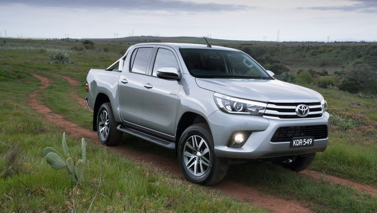 Toyota Revamps Top-selling Hilux Range