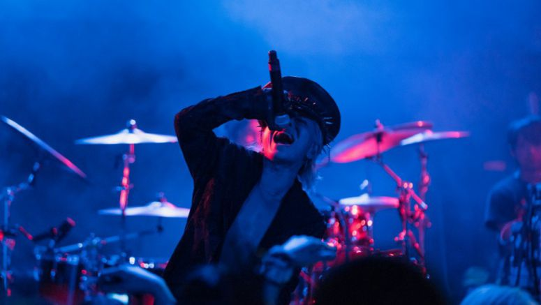Live report: Rock duo VAMPS bring the underworld to The Roxy, L.A.