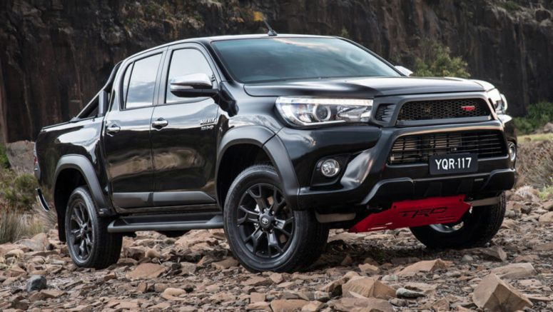 Toyota Considering Hardcore Hilux To Rival Ford Ranger Raptor