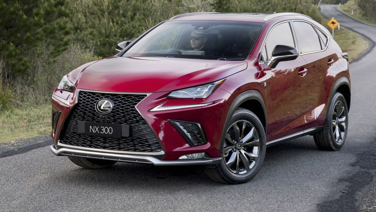2018 Lexus NX pricing and specsPrice rises bring new looks and more safety gear across the range