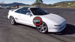 Matt Farah Experiences A Supercharged V6 Toyota MR2