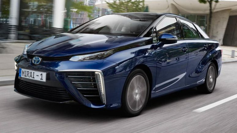 Toyota Thinks Hydrogen Will Reach Cost Parity With Hybrids By 2025