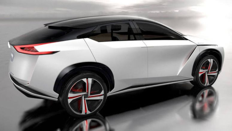 Nissan IMx Concept Could Influence Next Qashqai And Rogue Sport