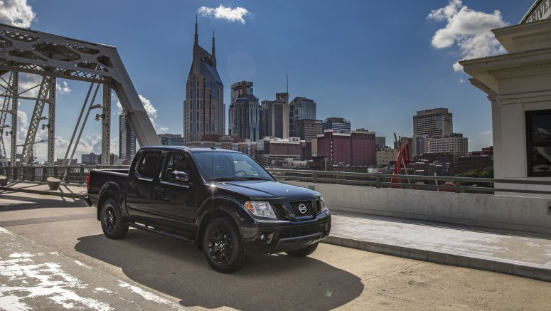 Nissan's 2018 Frontier pickup goes on sale starting near $19,000