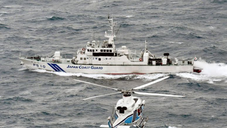 12 missing after tanker-fishing boat collision in Sea of Japan