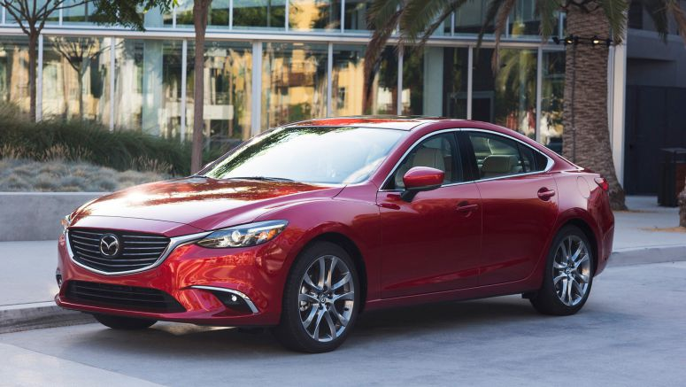 2017.5 Mazda6 gives you more for the same money