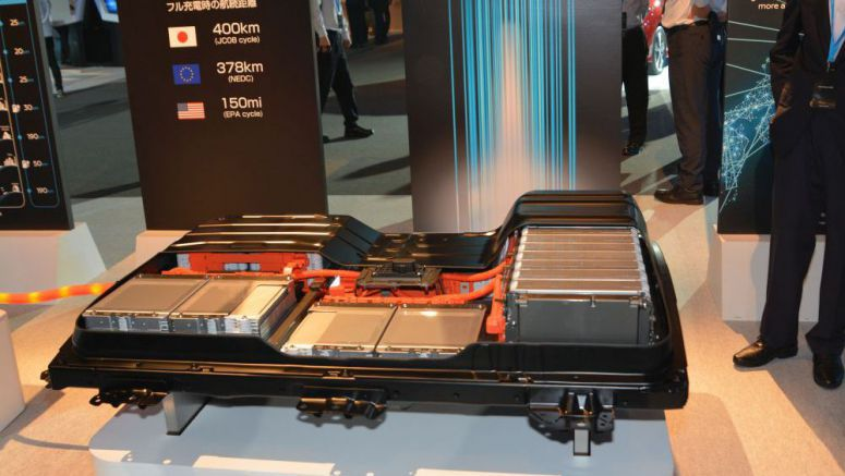 Nissan Improves Energy Density of Leaf EV's Battery Pack