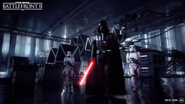 Darth Vader Joins the Fight in Star Wars Battlefront II