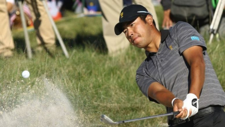 Golf: Matsuyama beats Thomas for 1st win at Presidents Cup