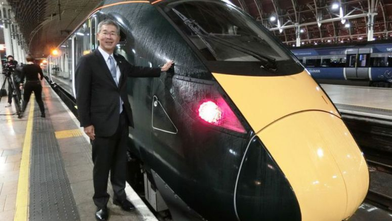 Hitachi train launch in Britain marked by delays