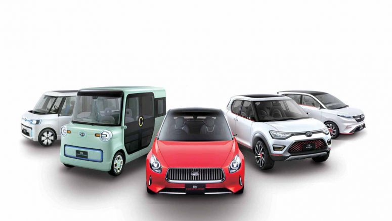 Daihatsu is Bringing All Sorts of Funky New Concepts to Tokyo