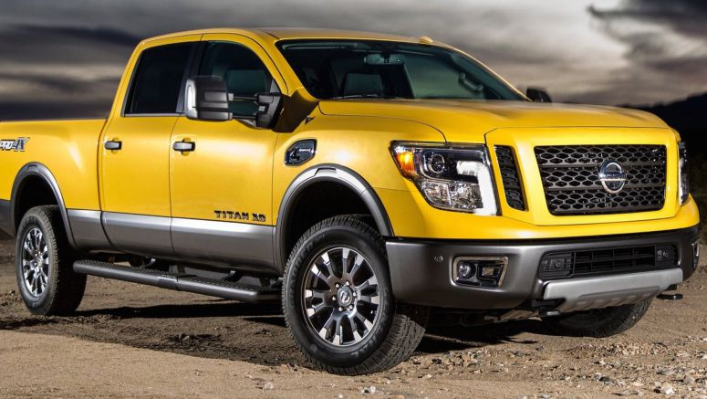 Nissan Titan full-size pickup might go global