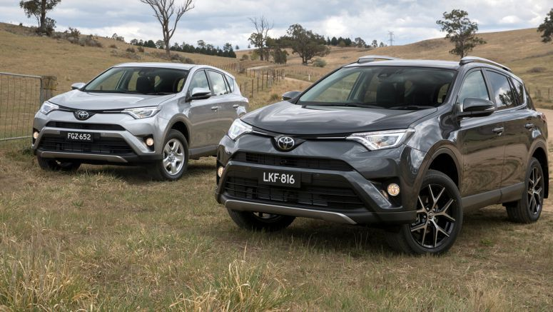 2018 Toyota RAV4 pricing and specsAEB, navigation now standard across updated range