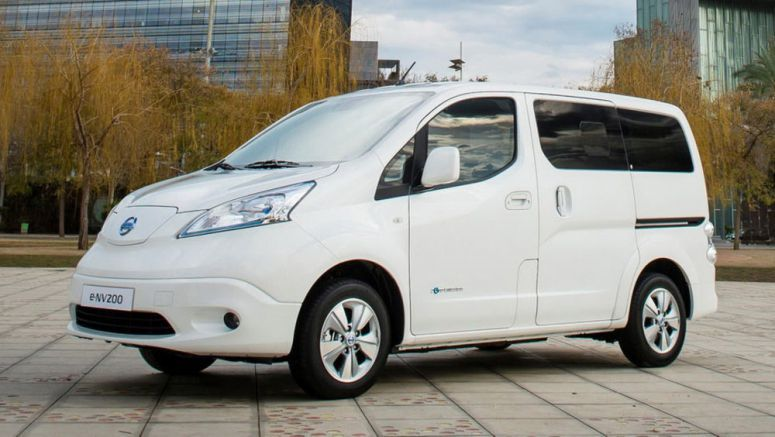 New Nissan e-NV200 Van Offers Up To 174 Miles Of Zero Emissions