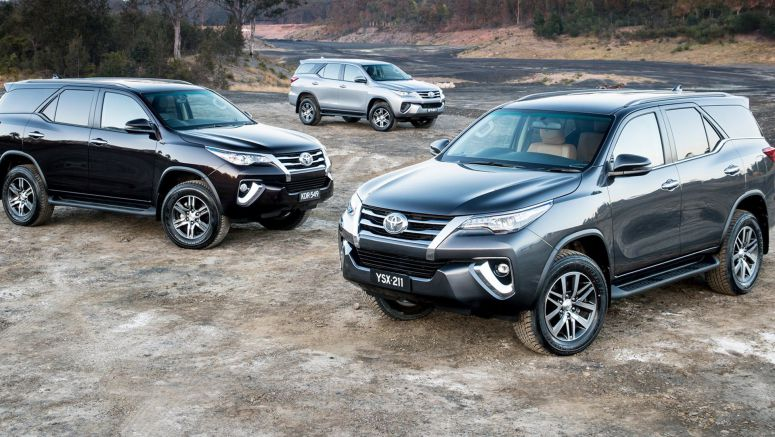 2018 Toyota Fortuner pricing and specsPrices slashed, added kit for seven-seat off-roader