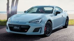 Subaru introduces special BRZ and WRX STI models in Tokyo