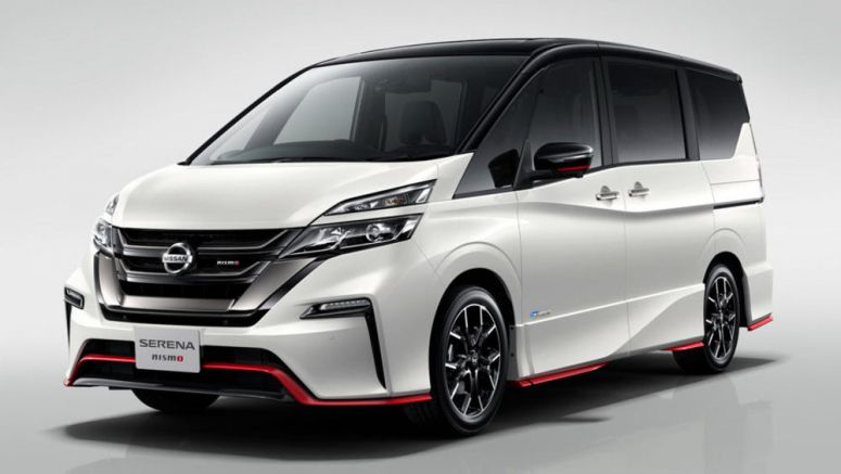 Nissan Serena Minivan Gets NISMO Treatment Too For Tokyo Show