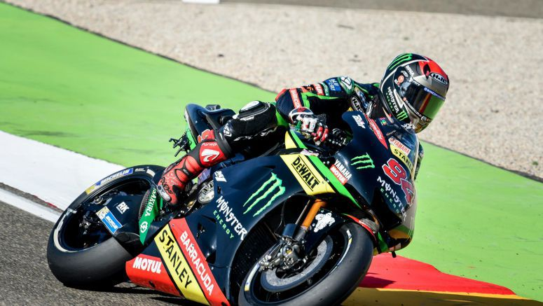 Folger Forced to Withdraw from Forthcoming MotoGP Action