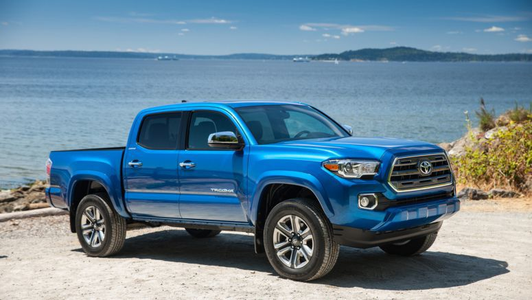 Toyota isn't Ruling Out the Idea of a Hybrid Pickup Truck