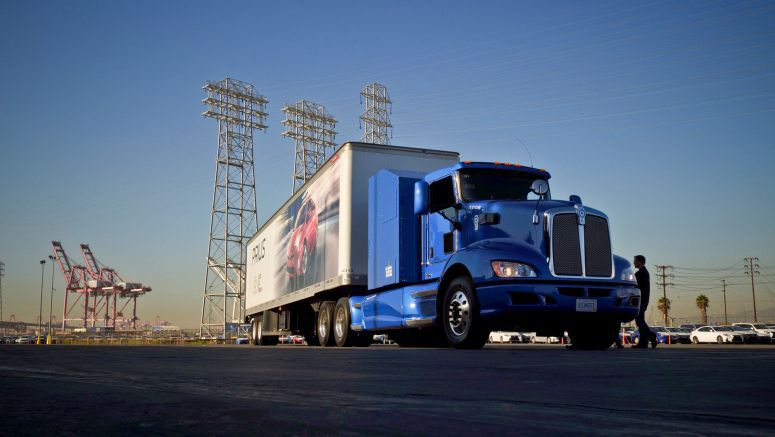 Toyota to start drayage testing with hydrogen-powered semi truck