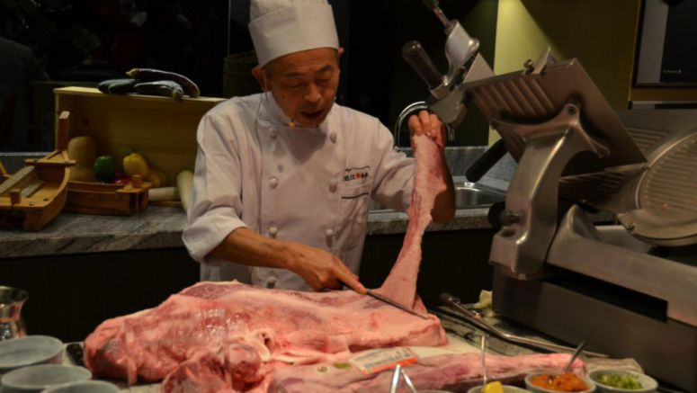 Japanese wagyu beef debuts in Indonesia