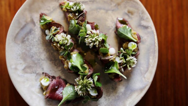 Australia restaurant of the year showcases boom in native ingredients