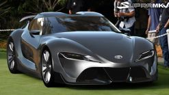 2019 Toyota Supra Looks Great In Latest Rendering