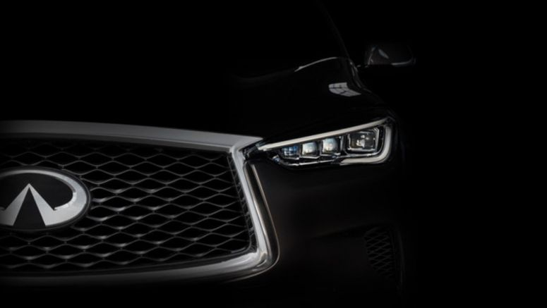 INFINITI to reveal all-new model in LA