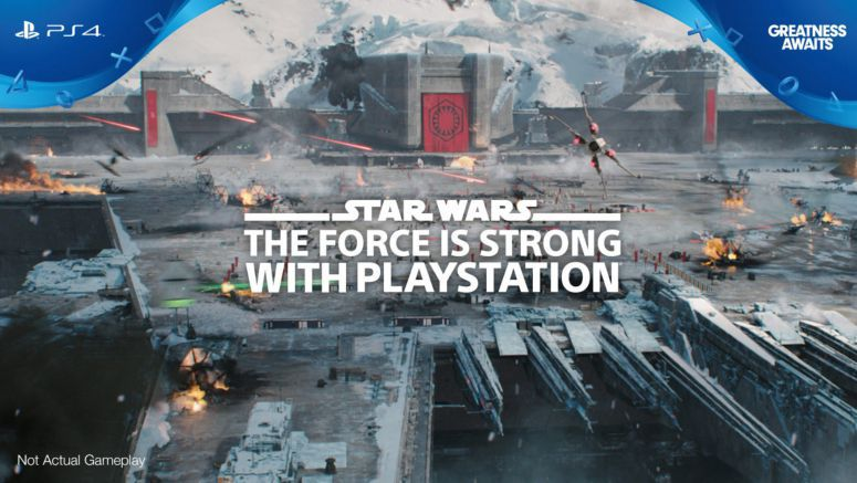 The Force is Strong With PlayStation