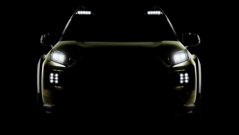 Toyota FT-AC concept teased