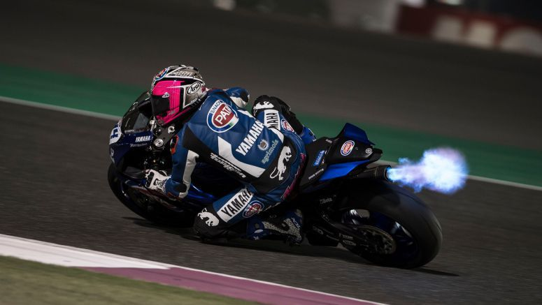 Mahias Enjoys Perfect Start in WorldSSP in Qatar