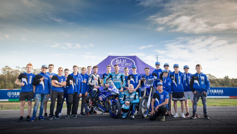 Yamaha R3 bLU cRU Challenge Riders for 2018 Announced