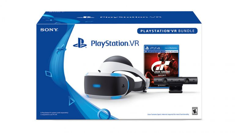 Introducing the PlayStation VR Gran Turismo Sport Bundle