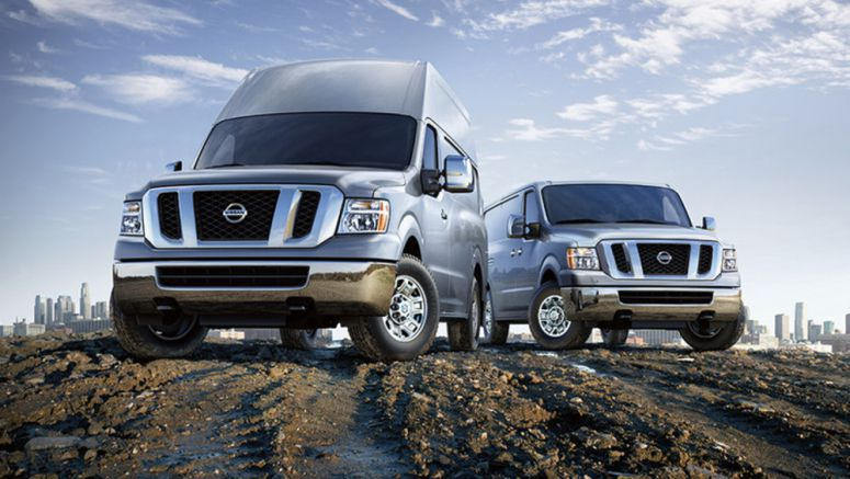Nissan announces U.S. pricing for 2018 NV Cargo van and NV Passenger van