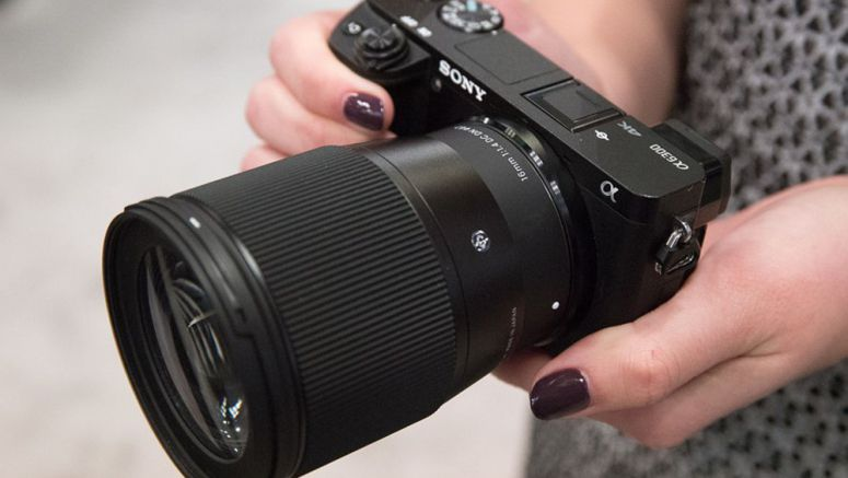 Sigma's new 16mm F1.4 will cost $450, ships this month