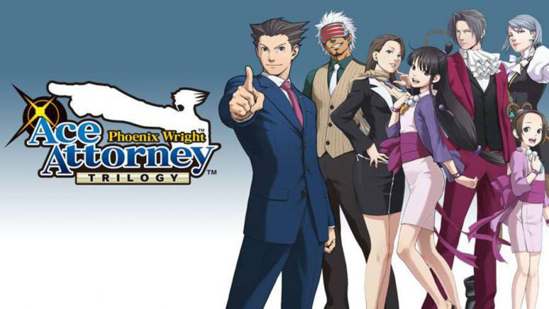 Capcom Reportedly Developing New Ace Attorney For The Nintendo Switch