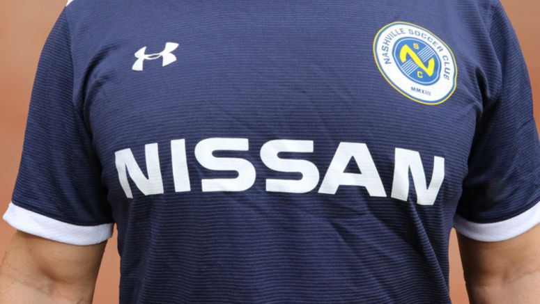 Nashville Soccer Club and Nissan announce a multiyear partnership in Music City