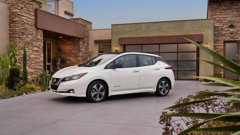 The All-New 2018 Nissan Leaf is Off to a Really Hot Start