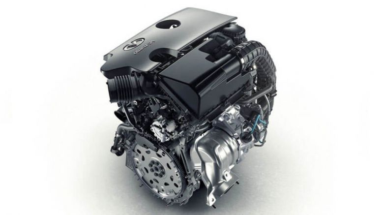 Infiniti's Variable Compression Engine Produces 268 HP, Debuts In The 2019 QX50