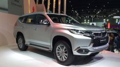 New Mitsubishi Shogun Sport Arriving In UK In 2018