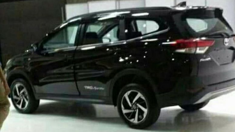 New 2018 Toyota Rush Leaked Ahead Of Next Week's Unveiling