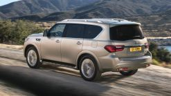 2018 Infiniti QX80 reveals fresh face in Dubai