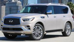 2018 Infiniti QX80 Facelift Revealed With More Upscale Design