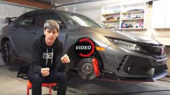 How The New Honda Civic Type R Avoids Torque Steer