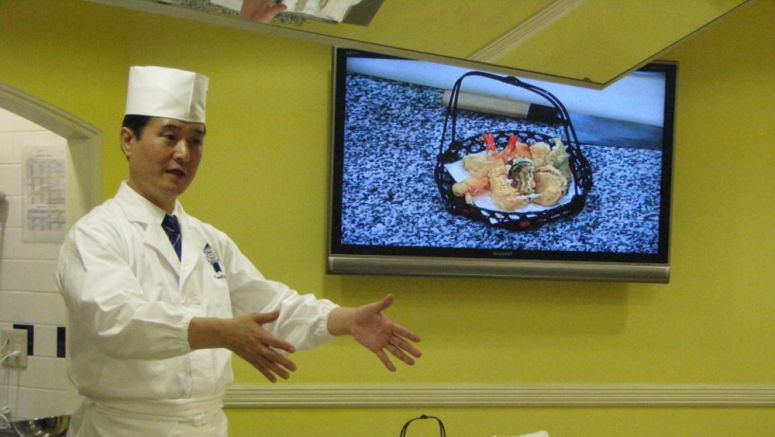 Leading Tokyo culinary school spreading art of washoku across the globe