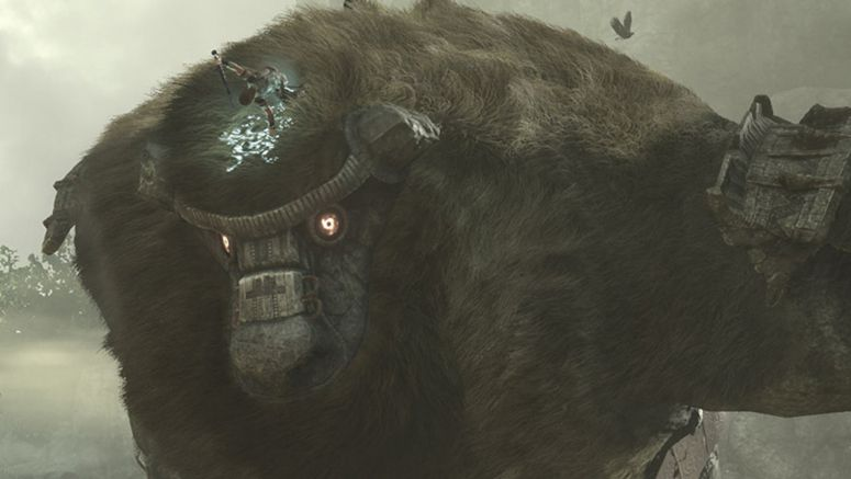 Shadow of the Colossus on PS4: New Details From Our Paris Games Week Hands-On