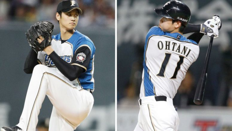 Baseball: Otani to move to MLB before year's end: source