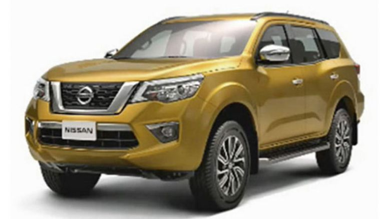 New Nissan XTerra Leaked: This Is The New Navara-Based SUV