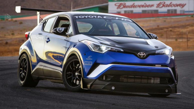 Toyota Wants To Chase FWD 'Ring Record With Modified C-HR