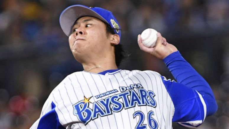 BayStars get 1st Japan Series win in shutout of Hawks